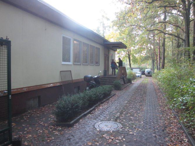 Zufahrt, SGBC