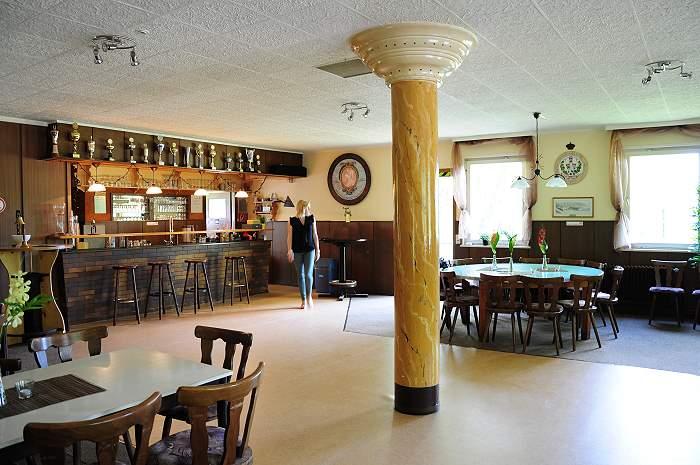 Saal, Vereinsheim, SGBC