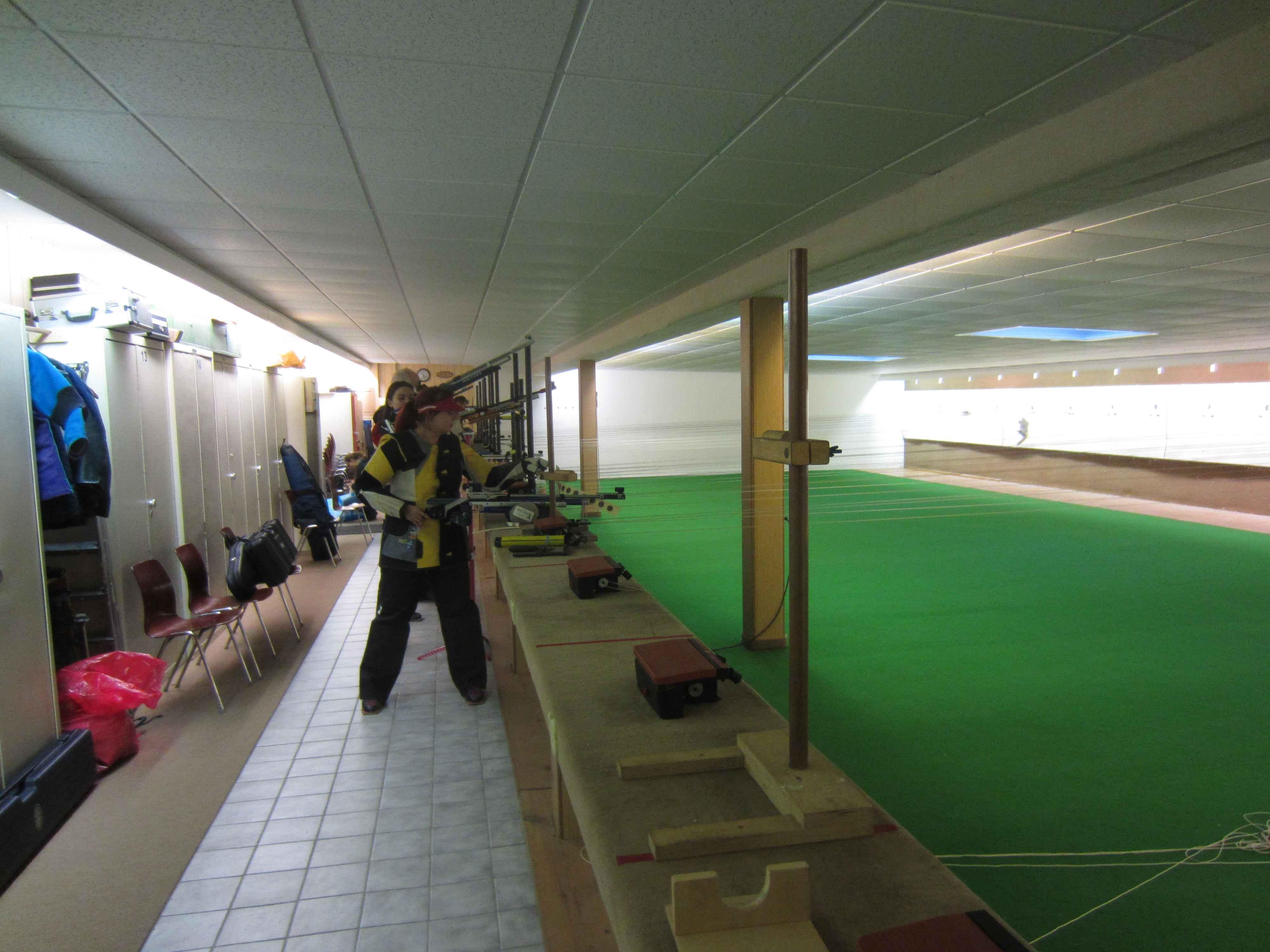 Training, Alten Allee