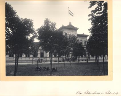 Schießhaus, Schönholz