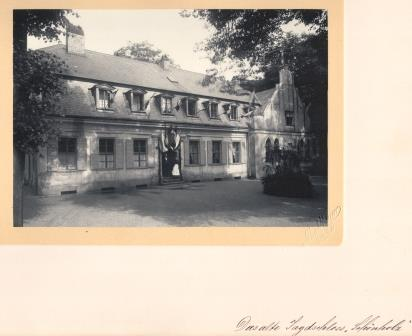 Jagdschloss Schönholz